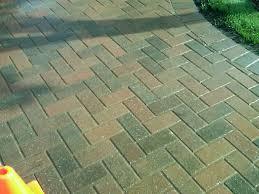 Sealing A Paver Patio Brick Pavers Canton Plymouth Northville Arbor Patio Patios