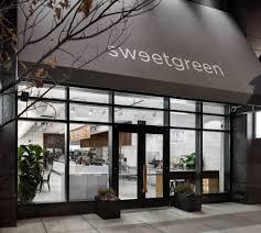Sweetgreen Peace Of Mind Through Ada Compliance Modern Restaurant