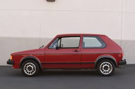 lost cars of the 1980s u2013 1983 1984 volkswagen mark i hemmings daily