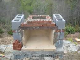 Backyard Grills Reviews by Build Brick Outdoor Fireplace Grill Outdoor Grills Reviews How To