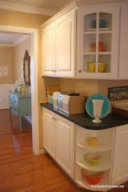 Corner Kitchen Wall Cabinet by Cabinets U0026 Drawer Close Up Look On Dark Brown Corner Cabinets
