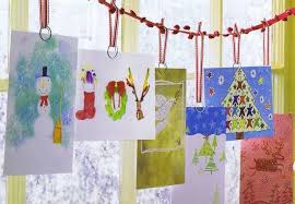 9 christmas card display ideas bob vila