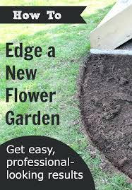 flower bed edger smartwedding co
