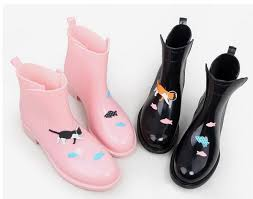 design your own womens boots boots custom clear cheap pvc manufacturer jelly ankle