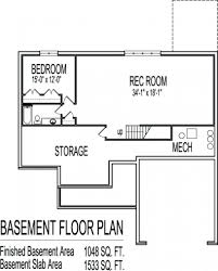basement layouts parking layout planwalkout floor plans ideas