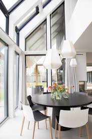 Modern Black And White Dining Table Best 25 White Round Dining Table Ideas Only On Pinterest Round