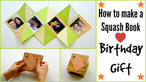 diy crafts how to make a squash card squash book greeting