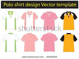 golf shirt template stock images royalty free images u0026 vectors