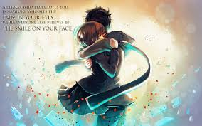 wallpaper anime lovers anime love images and wallpaper