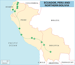 Mexico Central America And South America Map by Your South America Itinerary 7 Ideas For Exploring The Continent