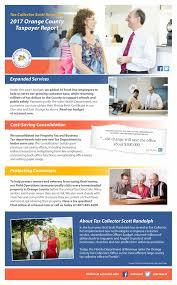 annual reports u2013 orange county tax collector