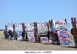 cadillac ranch carolina ranch children stock photos ranch children stock