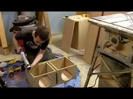 how to make a fiberglass subwoofer box 19 steps with pictures subwoofer ported box build rockford fosgate
