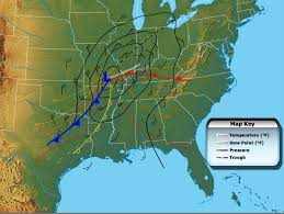Weather Map Ohio by March 18 1925 U2014 The Tri State Tornado Stormstalker