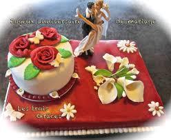 27 ans de mariage gateau pour 25 ans de mariage meilleur de photos de mariage