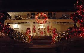 outside home christmas decorating ideas living room best outdoor christmas decorations for pair of