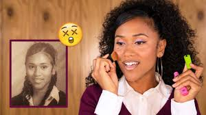 makeup school new orleans how i did my makeup in high school 90s throwback grwm