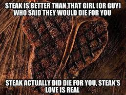 Steak And Bj Meme - happy steak and bj day thechive