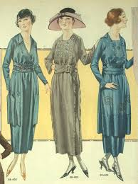 women s clothing fashion in the 1920s clothing styles trends pictures history