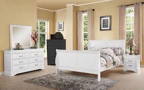 sleigh bedroom set queen louis phillipe queen sleigh bed set