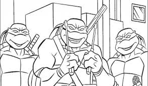 tmnt free coloring pages online ninja turtles coloring pages
