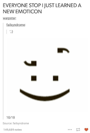 Emoticon Memes - emoticons know your meme