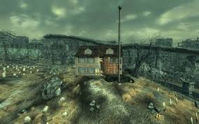 Fallout 3 Bobblehead Locations Map by Arlington House Fallout Wiki Fandom Powered By Wikia