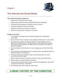 Social Media Job Resume by C4 The Internet U0026 Social Media