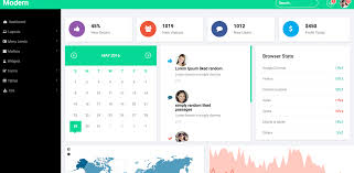 template dashboard free 10 free bootstrap 3 admin dashboard templates readytheme