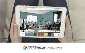 colorsnap visualizer for ipad sherwin williams