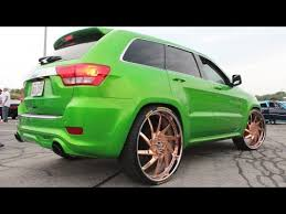 rose gold jeep cherokee veltboy314 candy green srt 8 jeep cherokee on 28 rose gold