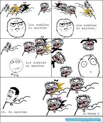 Omg Run Meme - zombies donde meme subido por diego kato de memedroid