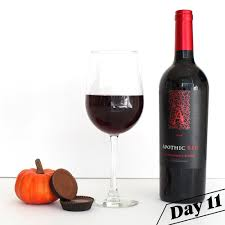 wine bottle halloween day 11 your guide to wine u0026 halloween candy pairings u2014 minibar