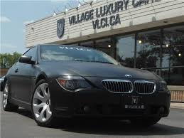 2005 bmw 645i review 2005 bmw 645ci in review luxury cars toronto
