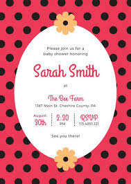 online baby shower customize 334 baby shower invitation templates online canva