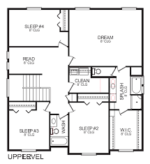 floor layouts cbh homes columbia 2530 floor plan
