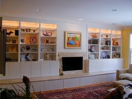 Wall Units With Storage Built In Wall Units Hlwood