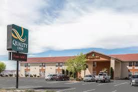 Comfort Inn Free Wifi Quality Inn Zion Hurricane Ut Booking Com