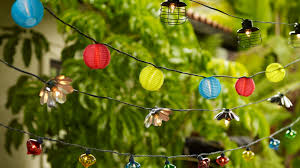 outdoor tree lights for summer outdoor summer decor beautifying your space