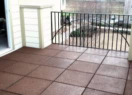 Recycled Rubber Patio Pavers Environmental Molding Concepts Emc Deck Tiles Interlocking