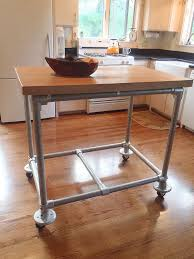 rolling kitchen islands unique rolling kitchen islands idea randy gregory design