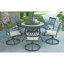 8 Seat Patio Dining Set - member u0027s mark madison 8 piece dining set with premium sunbrella