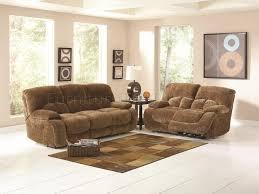 Loveseat And Sofa Sets For Cheap Aruba Chocolate Microfiber Dual Reclining Sofa And Loveseat Set