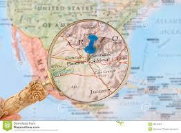 Map Of Phoenix Arizona by Phoenix Arizona Usa Stock Photo Image 50347901
