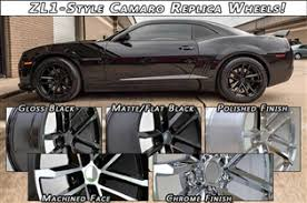 camaro ss with zl1 wheels volusion social store