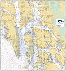 Alaska Usa Map by Alaska Sea Adventures Southeast Alaska Cruising Map Alaska Sea