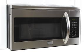 Under Cabinet Microwave Reviews by Frigidaire Fgmv175qf Over The Range Microwave Review Reviewed