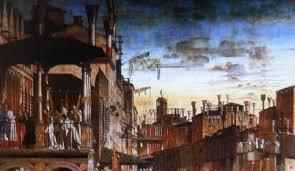 camini veneziani venezia architettura particolare cercodiamanti