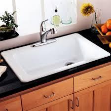 black kitchen sink design