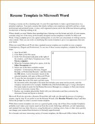 microsoft templates resume wizard saneme